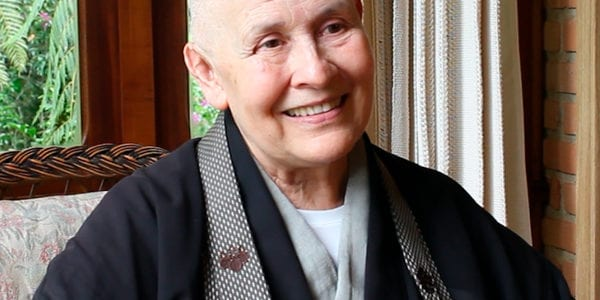 Monja Coen fala sobre Retiro Zen
