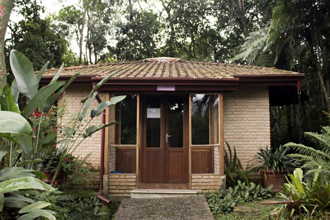 Sala Meditação
