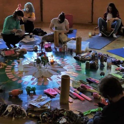 Curso Online – Arteterapia, Criatividade e Expansão da Consciência