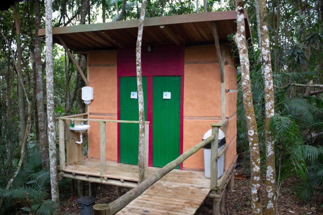 Banheiro Bioconstrução