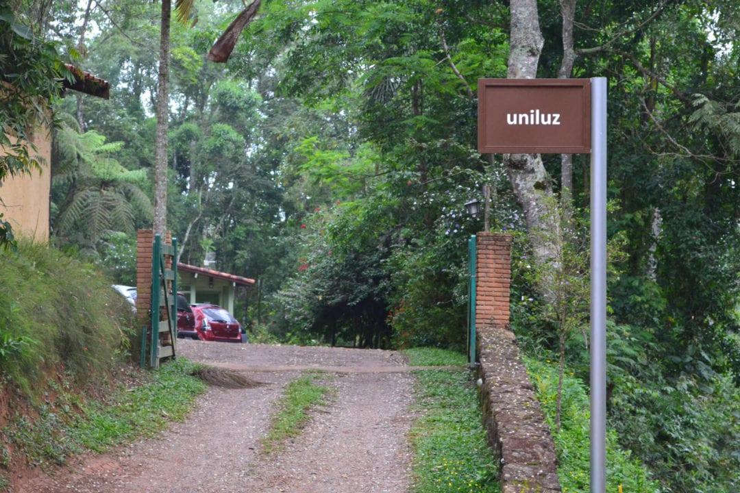 Entrada Nazaré Uniluz