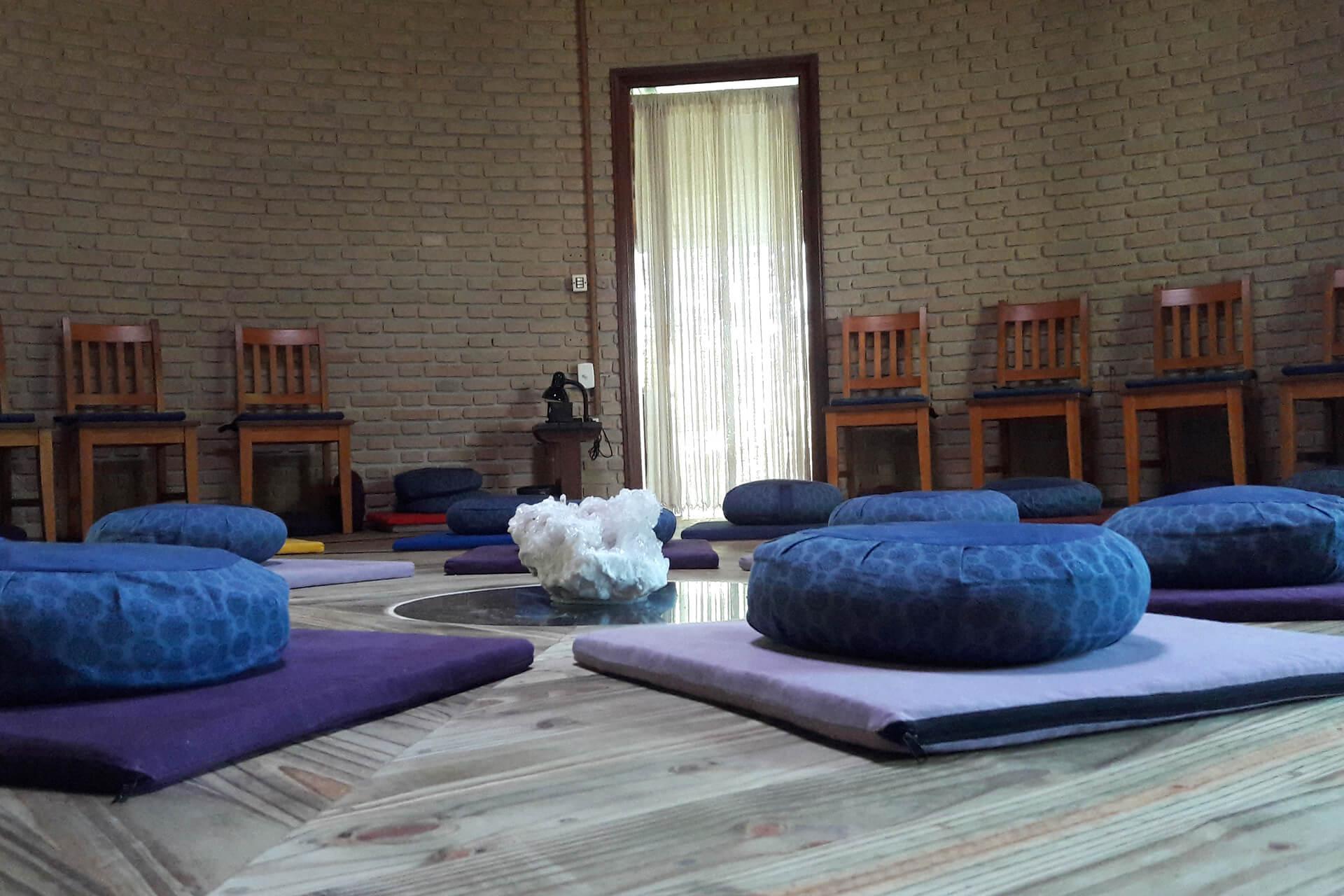 Sala de Meditaçã