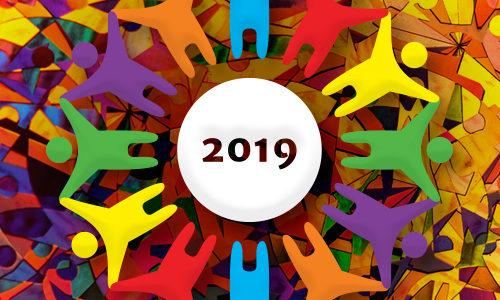 Retiro de Ano Novo 2019 – Movimento e expressão do Ser criativo