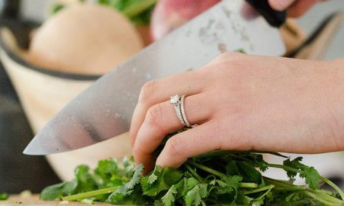 Cozinhar e Meditar: um retiro na cozinha