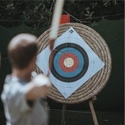 As Sete Flechas –  Autonomia Emocional e Assertividade