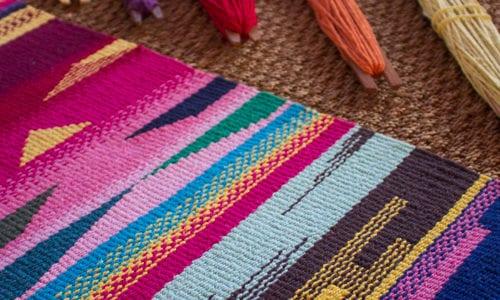 Oficina de tecelagem – Arte, beleza e autodescoberta