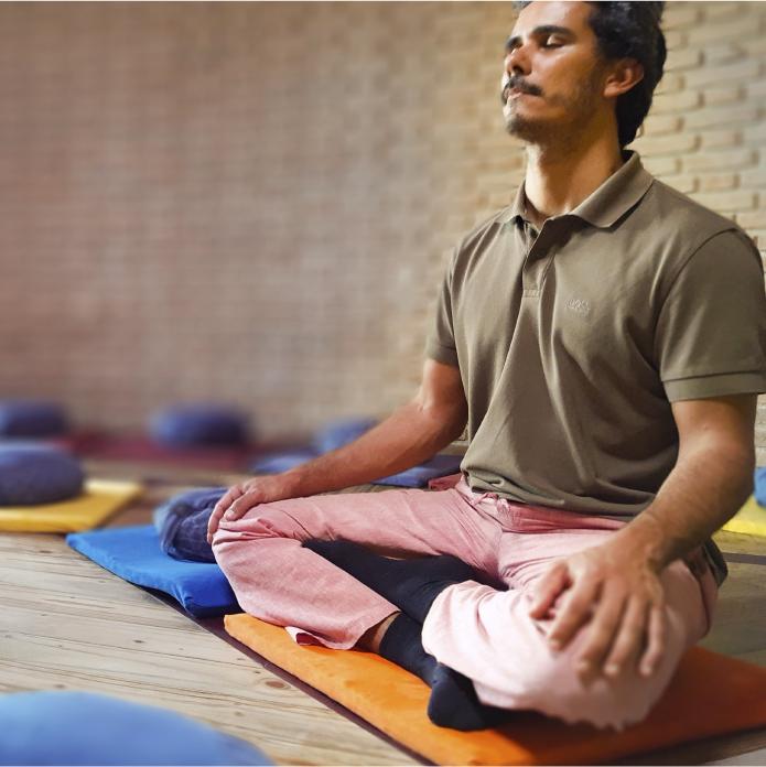Retiro de Yoga e Meditação