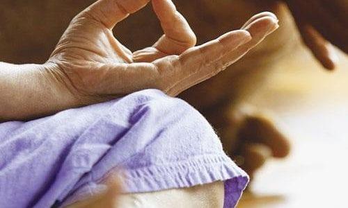 Yoga: do som ao silêncio