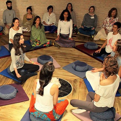 Capacitação em Meditação