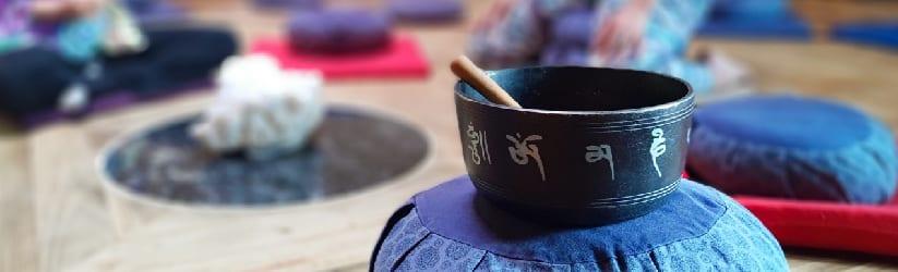 Sala de meditação em Nazaré Uniluz