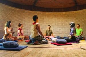 Sala de Meditação Nazare Uniluz