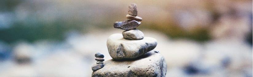 Pedras empilhadas, rock balancing