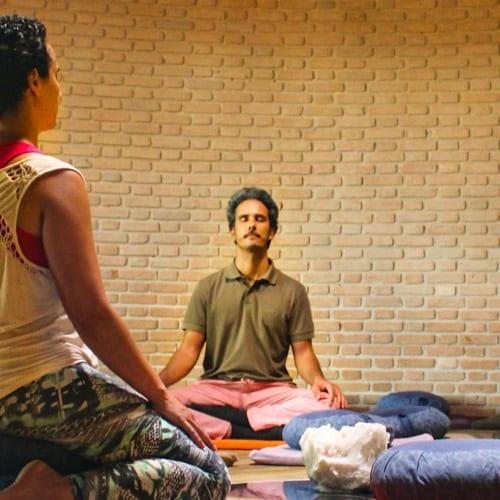 Cultivando e Sustentando o Hábito de Meditar